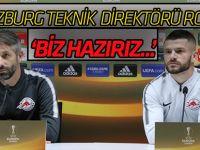 """Marco Rose: """"Rakibimiz Konyaspor'u tanıyarak geldik"""""""