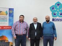 Konya'da Filistin Meselesi Uluslararası Kongrede Masaya Yatırılacak