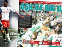 Aşk bir daha! Atiker Konyaspor-Salzburg