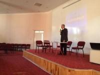 """Bozkır'da """"Öğrenci Taşıma Güvenliği"""" toplantısı"""