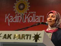 AK Parti Konya'da Kadın Kolları'nın istifası istendi!