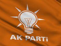 AK Parti'de 3 ilçeye atama yapıldı