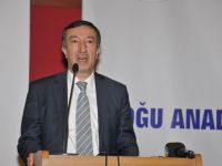 """OSBÜK Başkanı Kütükcü: """"Doğu Anadolu'yu OSB'ler kalkındıracak"""""""