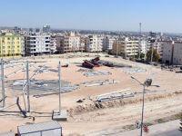 Tarsus'a 7 bin 538 kişilik gösteri merkezi