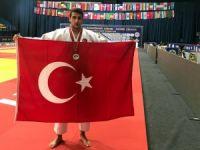 Bilal Çiloğlu dünya ikincisi