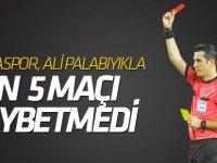 Konyaspor, Palabıyık'ın yönettiği son 5 maçı kazandı