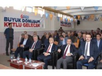 Maliye Bakanı Ağbal, Bayburt'ta: