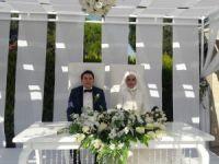 Konya Emniyet Eski Müdürü  Mevlüt DEMİR  Kızını Evlendirdi