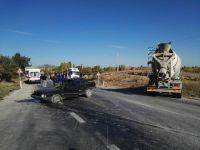 Beyşehir ve Hüyük'te trafik kazaları: 4 yaralı
