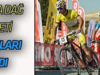 Dağ Bisikleti Kupası yarışları yapıldı