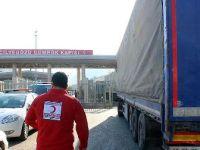 Türk Kızılayından İdlib'e yardım eli