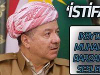 IKBY muhalefeti Barzani'nin istifasını istedi