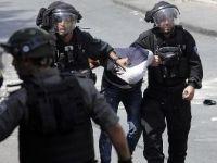 İsrail polisi Doğu Kudüs'te 51 Filistinliyi gözaltına aldı