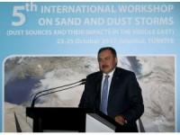 5. Uluslararası Kum ve Toz Fırtınaları Çalıştayı