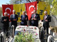 PTT'nin 177. kuruluş yıldönümünde Telgrafçı Ahmet Hamdi Bey dualarla anıldı