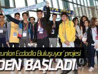 'Selçuklu Torunları Ecdadla Buluşuyor' projesi yeniden başladı