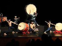 Japon davul grubu 'Ondekoza' İstanbul'da sahne aldı