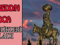 Nasreddin Hoca Anma Günleri başladı
