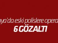 Konya'da Fetö'nün Emniyet Yapılanmasına Operasyon