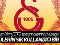 Galatasaray'dan FETÖ tartışmalarını büyütecek paylaşım!