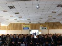 Bilgilendirme Toplantısı Seydişehir'de