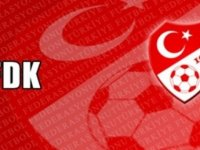 Beşiktaş, PFDK'ye sevk edildi