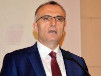 Maliye Bakanı Naci Ağbal'ın acı günü