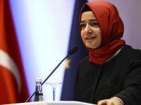 Aile ve Sosyal Politikalar Bakanı Kaya: Terörün verdiği zararları yok etmeye gayret ediyoruz
