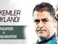 Süper Lig'de hakemler belli oldu. Konyaspor-Antalyaspor maçı Bülent Yıldırım'ın