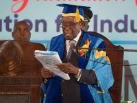 Zimbabve Devlet Başkanı Mugabe süre istedi