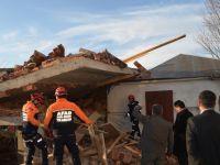 Cami inşaatı çöktü! Ölü ve yaralılar var...
