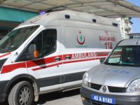 """Konya'da tarım aracı """"pat pat"""" devrildi: 2 ölü"""