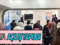 Erdemli Yöneticiler Akademisi'nin açılış programı yapıldı
