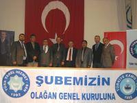 Türk Yerel Hizmet-Sen'de Ahmet Say yeniden başkan