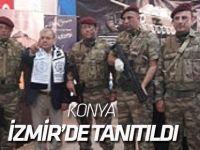 Konya İzmir'de tanıtıldı