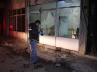Konya'da iş yeri ve içindeki araç kundaklandı