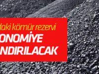 Konya'daki kömür rezervi ekonomiye kazandırılacak