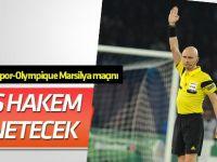 Atiker Konyaspor-Olympique Marsilya maçına Rus hakem