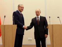 Soçi zirvesinde Suriye'deki gelişmeler ele alınacak