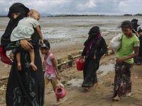 Çin'in Arakan planında Müslümanların topraklarına dönüşü yok
