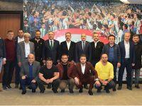 Selçuklu Belediyespor'dan Konyaspor'a ziyaret