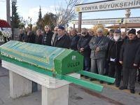 Konyalı Mustafa son yolculuğuna uğurlandı