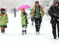 İlk Kar Tatili Haberi Geldi! İki beldede okullar....