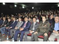 Türk Halk Müziği Korosu Gürün'de konser verdi