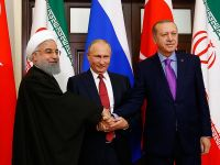 Soçi'de üçlü Suriye zirvesi sona erdi