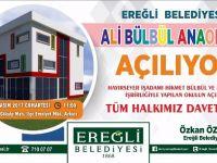 Ereğli Belediyesi Ali Bülbül Anaokulu Açılıyor