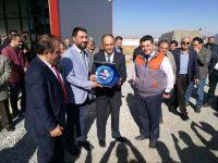 Beyşehir OSB'de hizmete açılan fabrika yurtdışına yedek parça üretecek