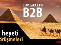 Konya, Mısırlı İş Adamlarını Ağırlayacak
