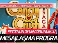 FETÖ'cüler 'Candy Crush' görünümlü mesajlaşma programı kullanmış