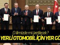 Bakan Eroğlu yerli otomobil için yer gösterdi!